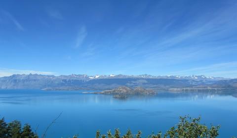 Valle Chacabuco - Lago General Carrera / Chile Chico