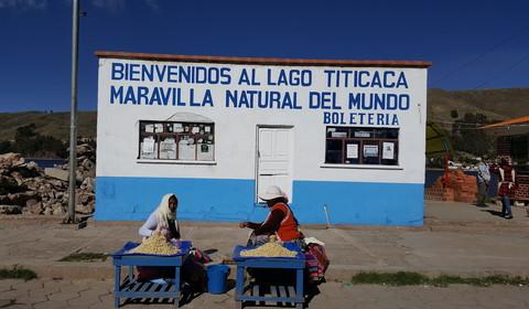 La Paz - Lac Titicaca - Puno