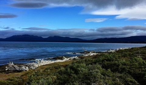 Puerto Natales - Santiago du Chili