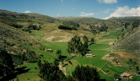 Chachapoyas - Cascade de Yumbilla