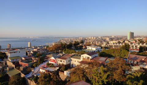 Santiago du Chili - Valparaiso - Santiago du Chili