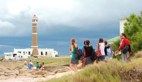 Paysandu - Cabo Polonia - La Paloma (env. 100 km)