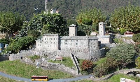 Excursion de Lugano à Bellinzona