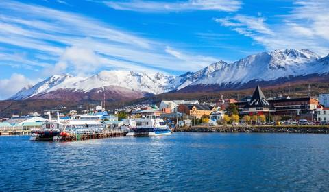 Punta Arenas / Ushuaia - Cap Horn - Lakutaia