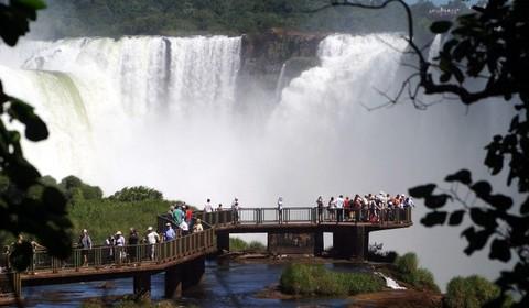 Foz de Iguaçú, retour