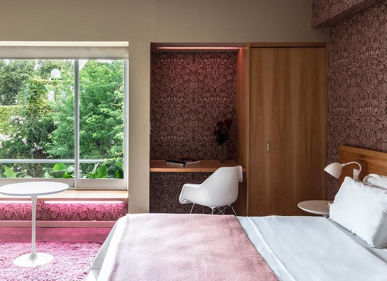 Argentine Voyage Buenos Aires Home Hotel Garden Superior room