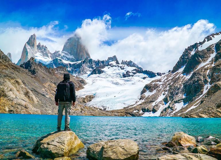 Argentine Voyage Explora El Chaltén Laguna Los Tres dia