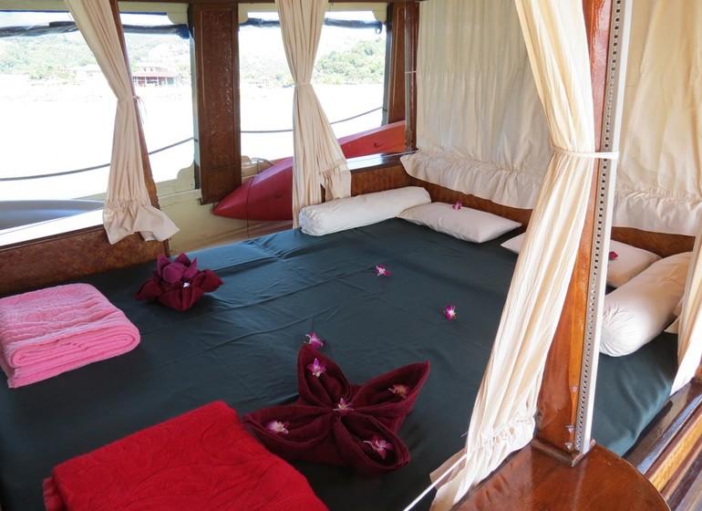 Croisière dans l'archipel des îles Mergui
