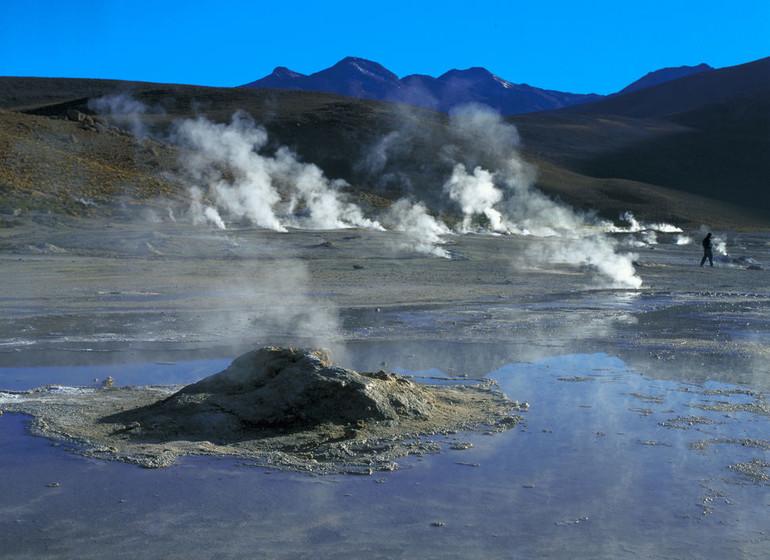 Chili Voyage geysers du Tatio