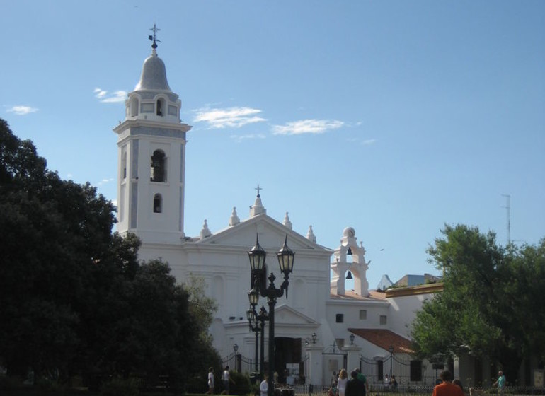 Argentine Voyage Buenos Aires Cimetière Recoleta