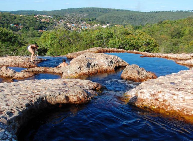 Brésil Voyage Chapada Diamantina excursion