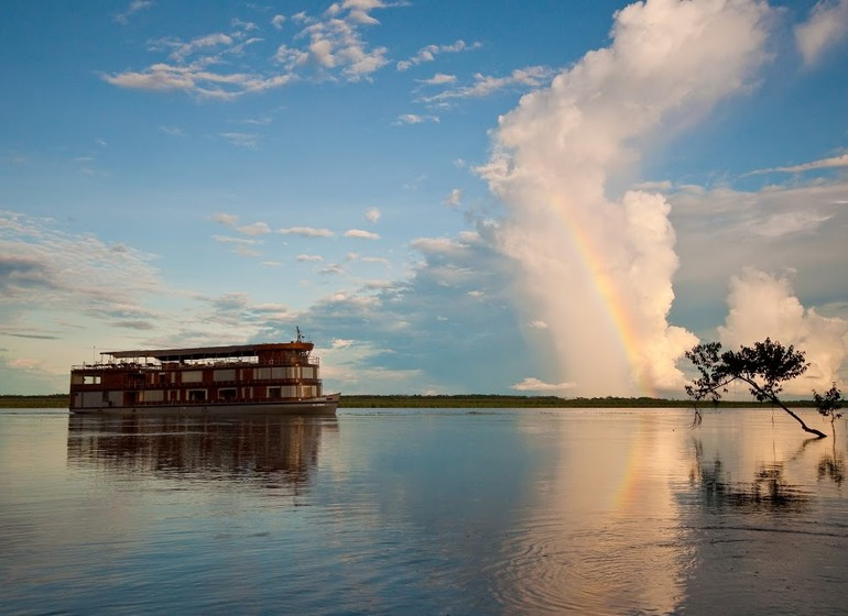 Croisière sur l'Amazone : Delfin II