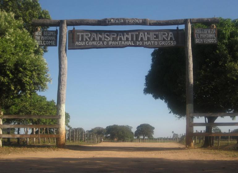 Brésil Voyage Pantanal Transpantaneira