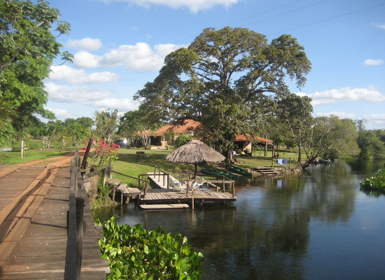 Brésil Voyage Pantanal Refugio da Ilha