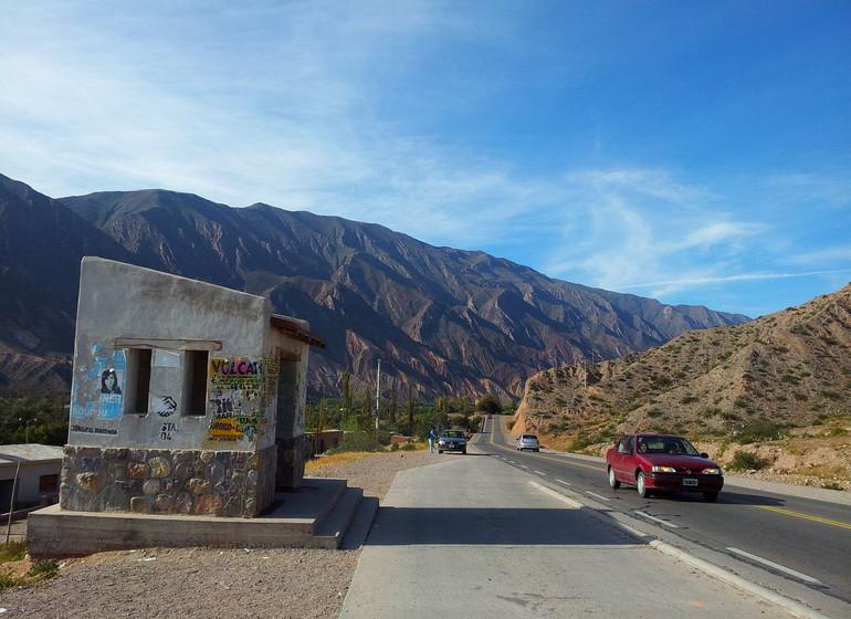 Argentine Voyage Nord-Ouest Quebrada de Humahuaca