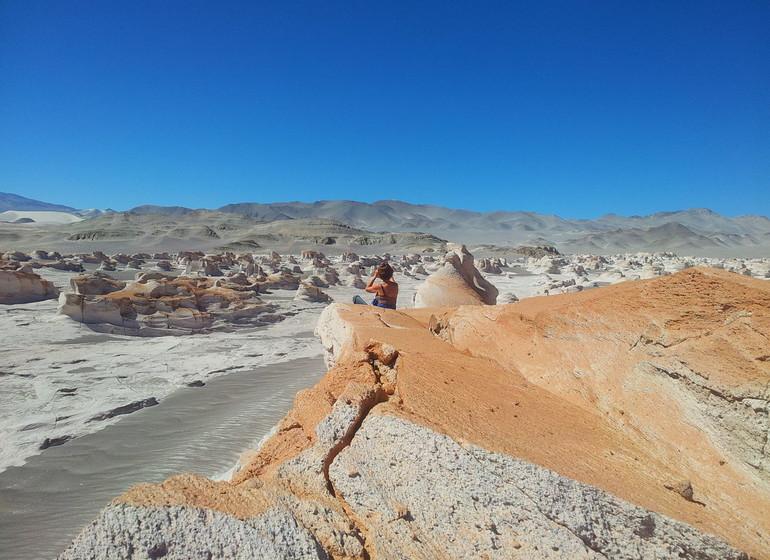 Argentine Voyage Piedra Pomez