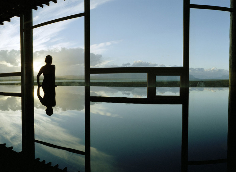 Chili Voyage Remota piscine
