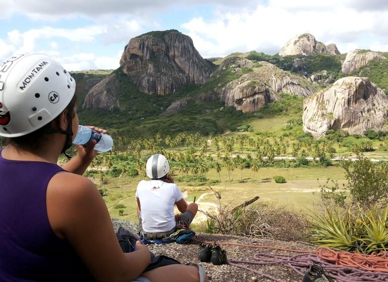 Brésil Voyage Rio Grande do Norte Pedra da Boca