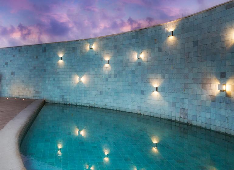 Brésil Voyage Arena Leme piscine