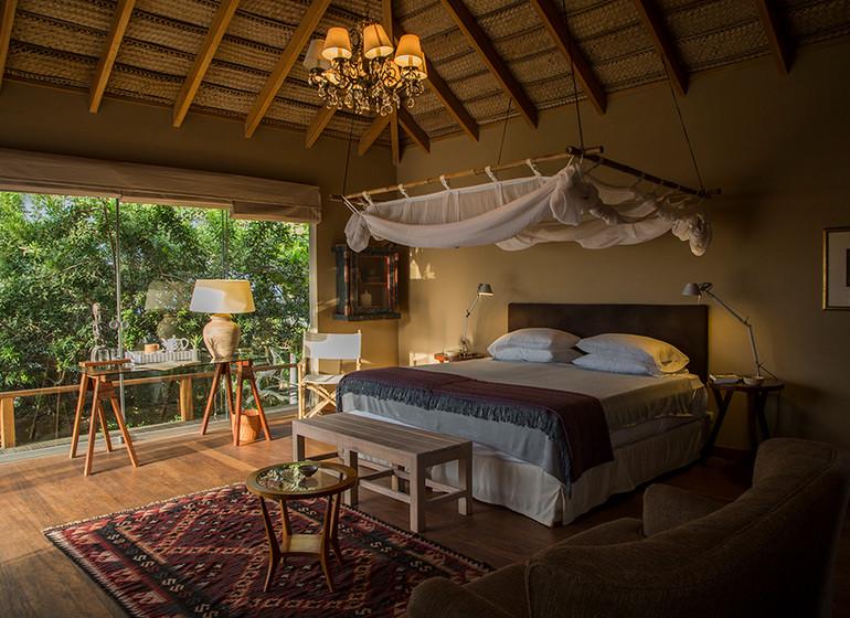 Pérou Voyage Mancora Kichic Hotel suite