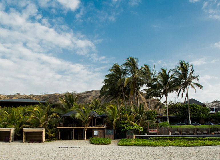 Pérou Voyage Mancora Kichic Hotel plage II