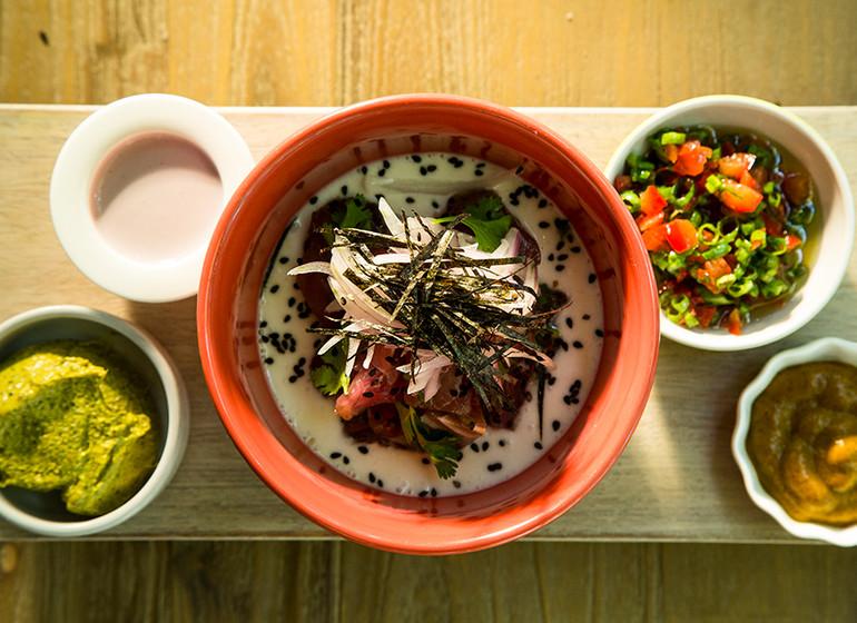 Pérou Voyage Mancora Kichic Hotel cuisine végane