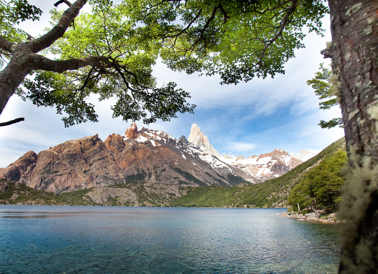 Argentine Voyage Explora El Chaltén Laguna Patagonia