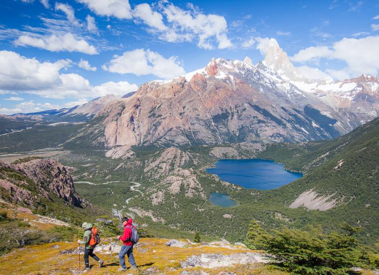 Argentine Voyage Explora El Chaltén Trek