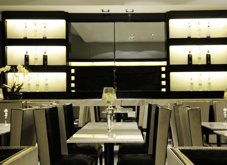 Argentine Voyage Buenos Aires 1828 Smart Hotel restaurant