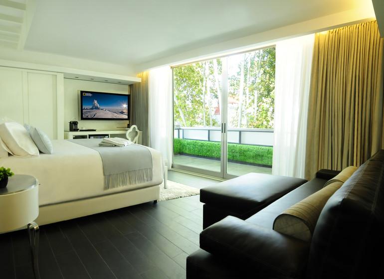 Argentine Voyage Buenos Aires 1828 Smart Hotel suite
