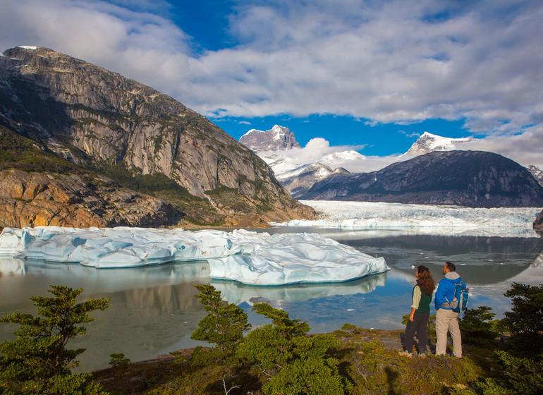 Argentine Voyage Parc National des Glaciers