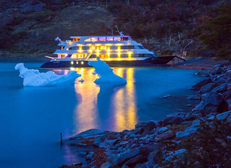 Argentine Voyage Parc National des Glaciers Marpatag