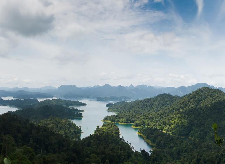 Elephant Hills, parc national de Khao Sok