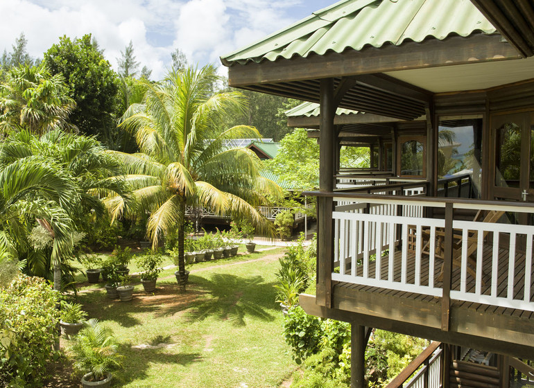 Hotel Acajou, Praslin, Seychelles