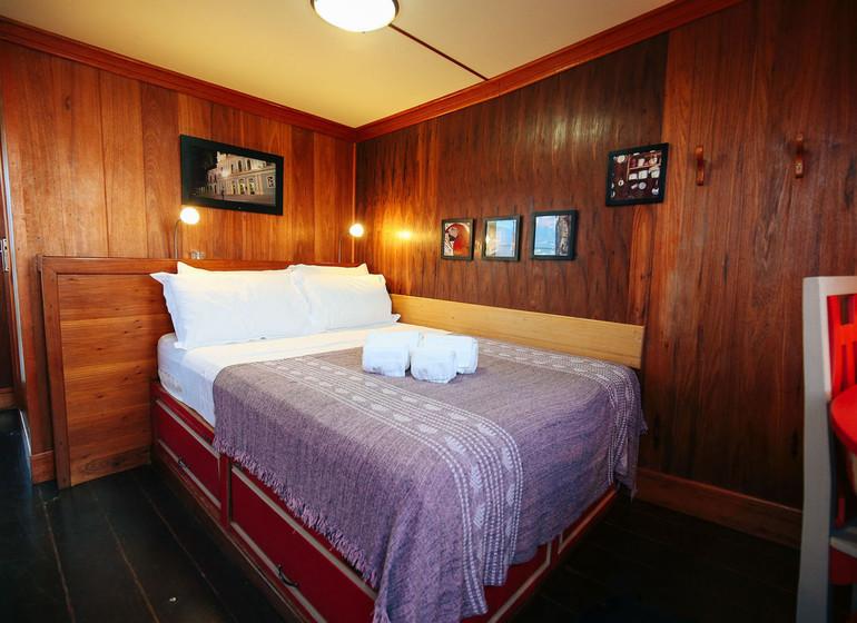 Brésil Voyage Amazon Dream cabine double
