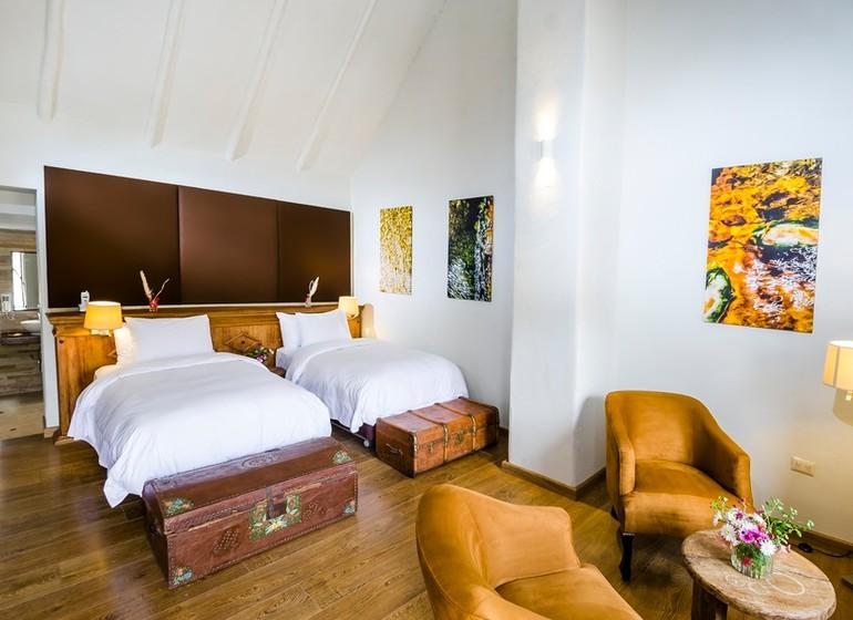Pérou  Voyage Colca Lodge suite double twin