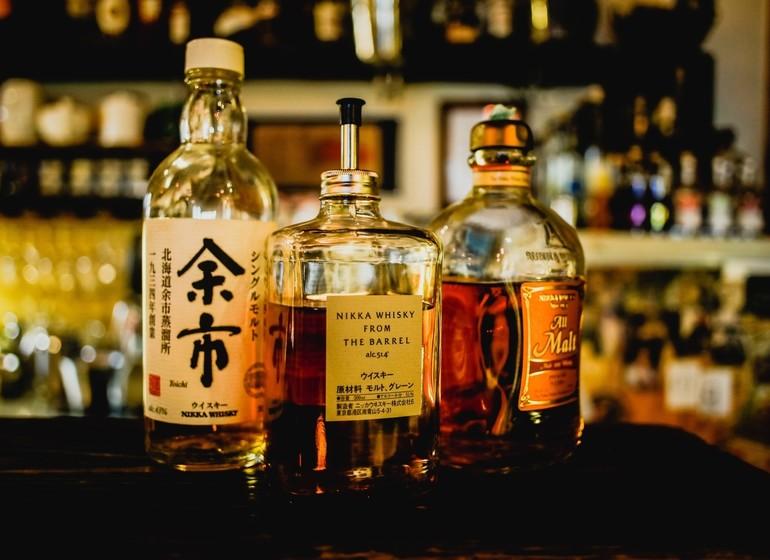 La route orientale du whisky