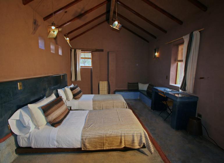 Chili Voyage Altiplanico Hotel twin