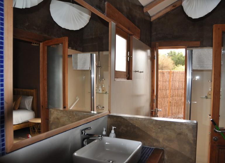 Chili Voyage Altiplanico Hotel salle de bains