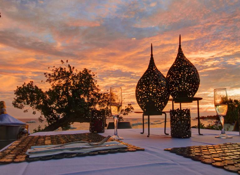 Asie voyage philippines bohol amorita resort alona beach plage