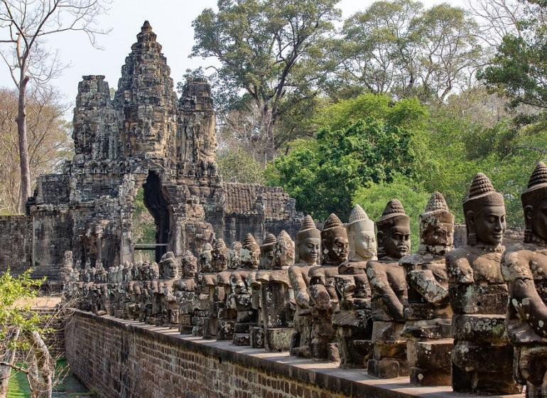 Angkor, la découverte d'un mythe
