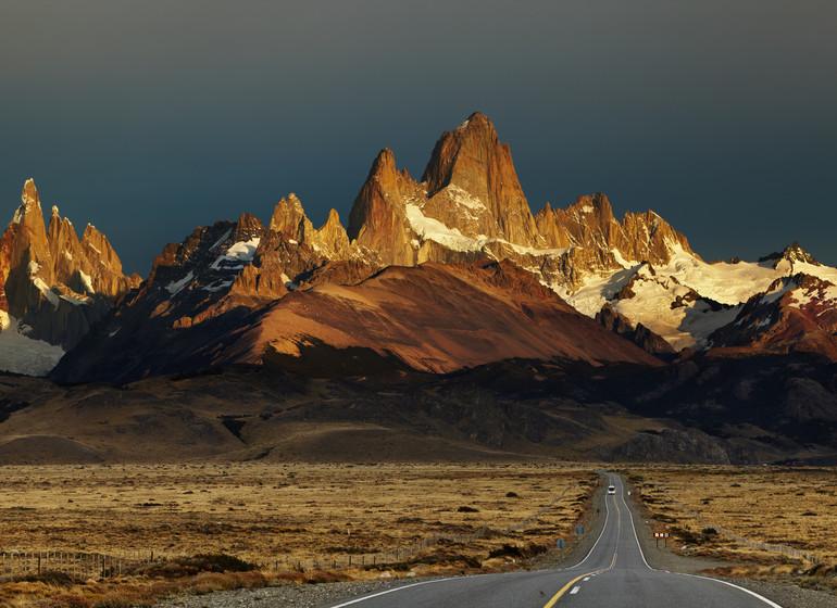 Argentine Voyage Patagonie Fitz Roy