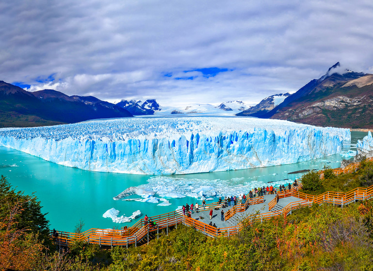 Argentine Voyage Patagonie Perito Moreno