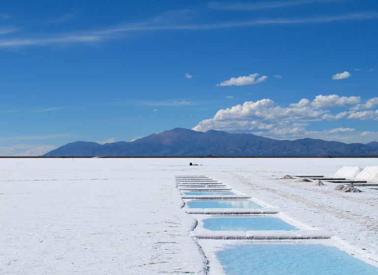 Argentine Voyage Nord-ouest Grandes Salines
