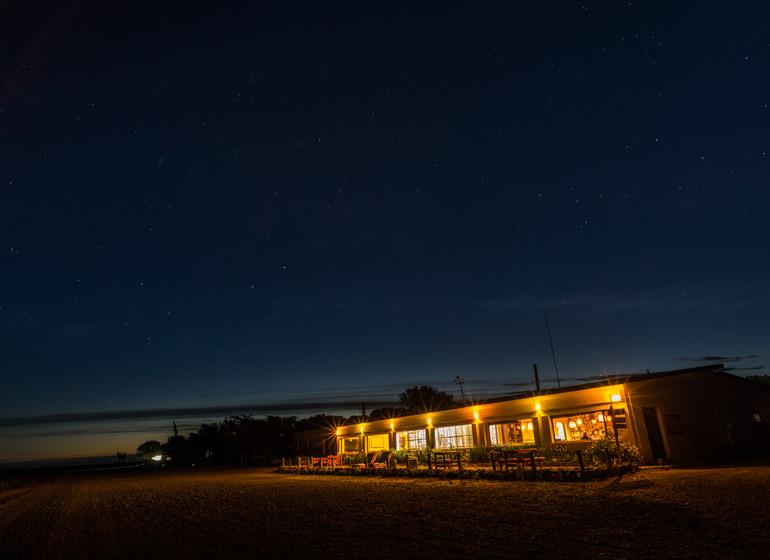 argentine Voyage Bahia Bustamante lodge de nuit