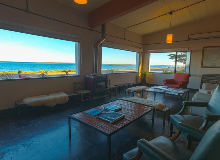 argentine Voyage Bahia Bustamante séjour restaurant