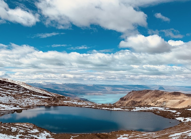 Argentine Voyage Patagonie Estancia La Maipú paysage