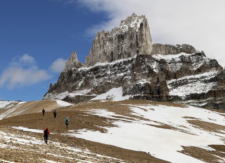 Argentine Voyage Patagonie Estancia La Maipú randonnée II