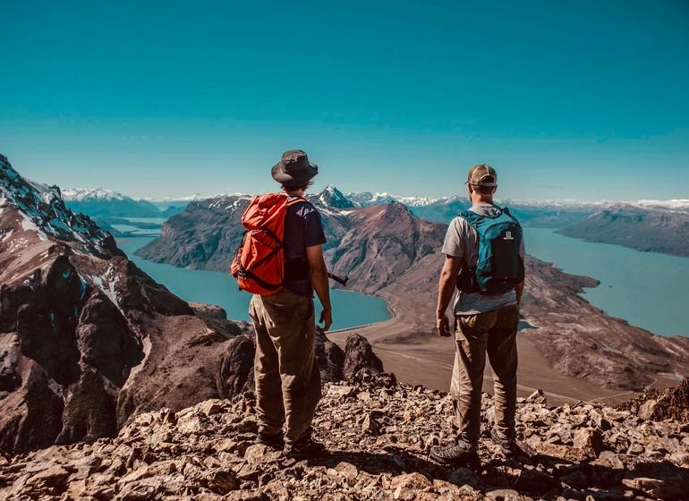 Argentine Voyage Patagonie Estancia La Maipú randonnée