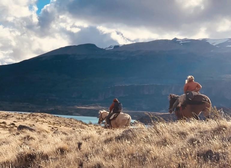 Argentine Voyage Patagonie Estancia La Maipú excursion à cheval